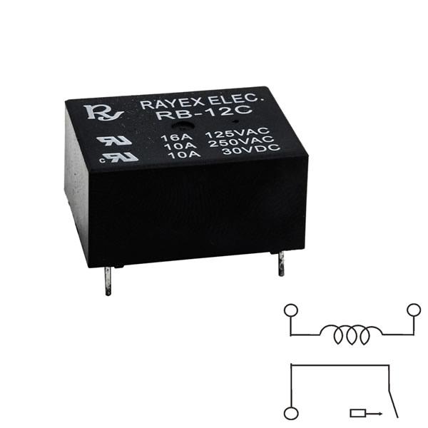 12v 30 amp relay